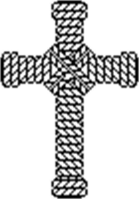 Cross Rope Back Import rope cross
