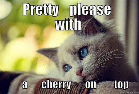 Please Meme - pretty please quickmeme