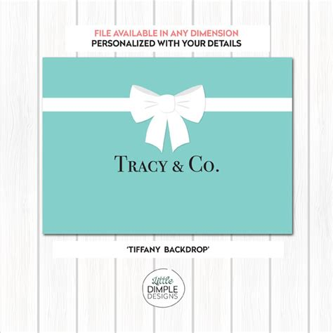home design gifts tiffany store tiffany and co printable backdrop in tiffany blue little