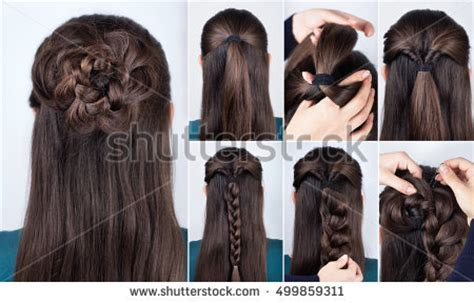 Create Hair Styles Free by Hairstyles Stock Images Royalty Free Images Vectors