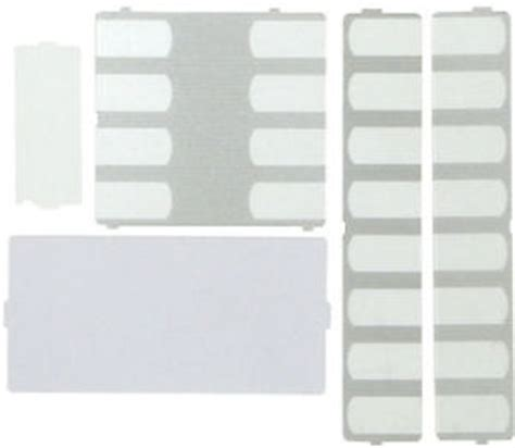 nortel t7316 label template nortel networks phone plastic overlay plates pack t7316 t7316e platinum new ebay