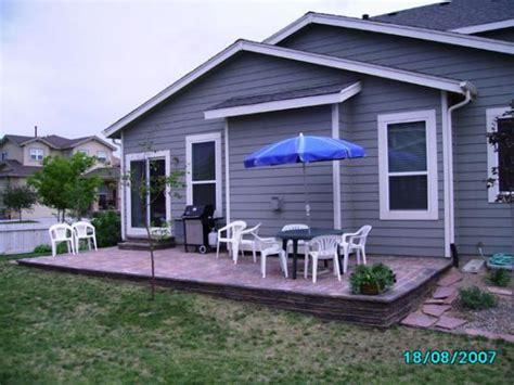 diy paver patio slope paver patio tips diy