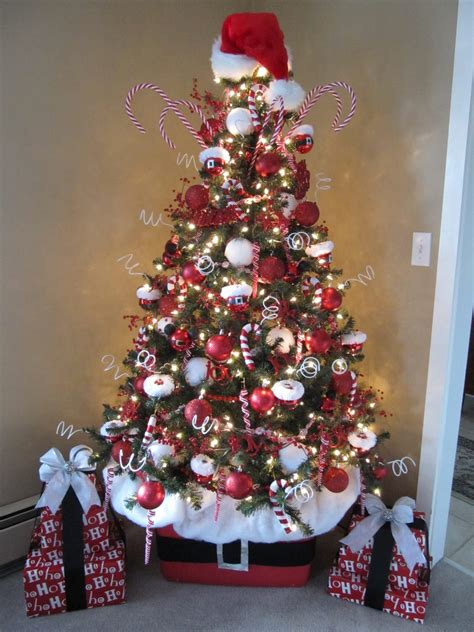 Here is the santa claus tree click here for the original post on