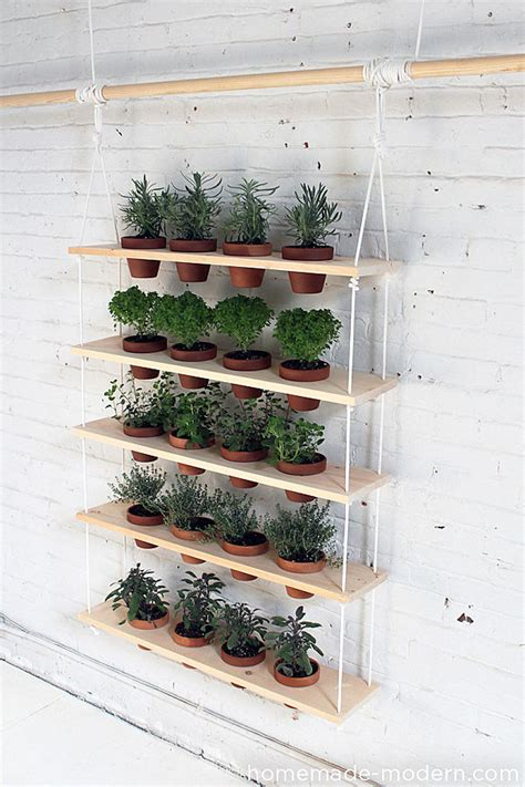 Diy Herb Garden Planter by Refresh Your Space With A Diy Plant Stand Or Planter