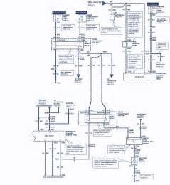 1996 Ford Probe Engine Wiring Diagram 1995 Ford Probe Wiring Diagram Auto Wiring Diagrams
