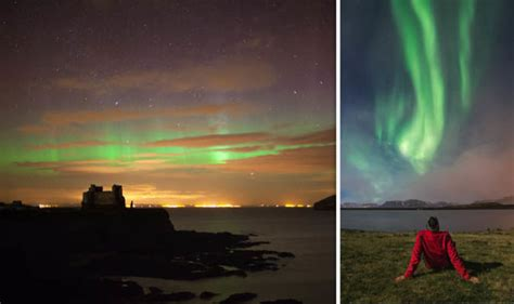 where can you see the northern lights in the us northern lights uk tonight where can you see the aurora