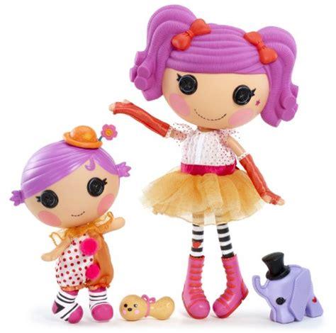 Sisir Lucu Miniso compare lalaloopsy littles doll vs mini doll
