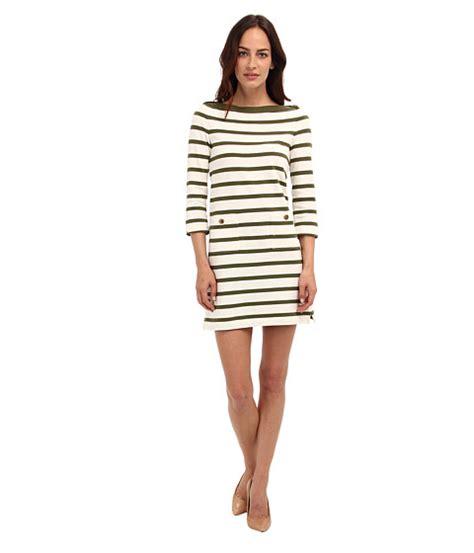 Kate Spade Alma 03956 Semiori no results for kate spade new york stripe boatneck dress alma green search zappos