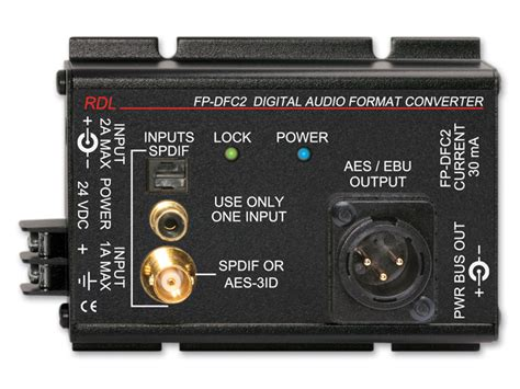 format audio digital fp dfc2 digital audio format converter 24 192