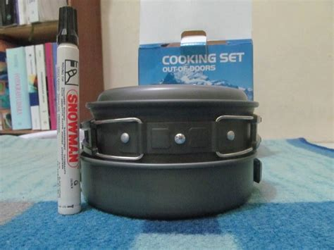 Cooking Set Ds 200 review alat masak cooking set ds 200 cadventura