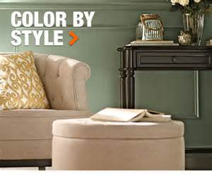 Home Depot Paint Interior by Paint Colors Interior Paint Amp Wall Paint At The Home