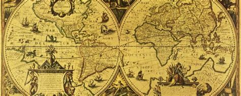 Ancient Explorer Map Vintage World - leo africanus 16th century ce 10th century ah