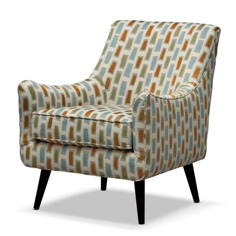 Patterned Chairs Design Ideas Patterned Club Chair Ideas With Brown Wooden Legs Picture 46 Chair Design