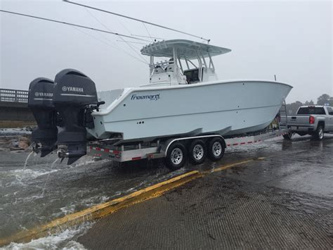 freeman boats with seven marine 2016 freeman 34vh build thread delivered page 5 the