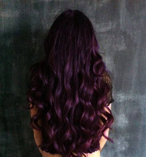 dark purple colors 17 best ideas about dark purple hair on pinterest plum