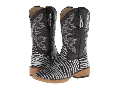roper shoes and boots