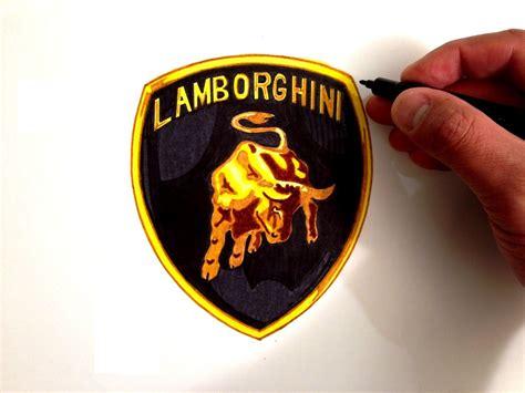 logo lamborghini lamborghini logo svg