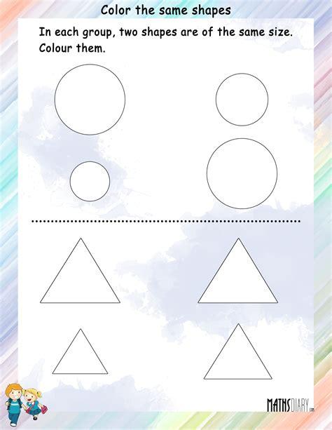 worksheet shapes grade 1 maths shapes worksheets for grade 1 shape homework year