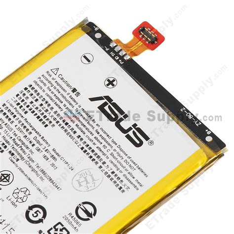 Battery Hp Asus Zenfone 5 asus zenfone 5 a500cg battery 2110mah etrade supply