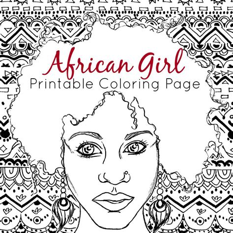 african culture coloring pages coloring pages