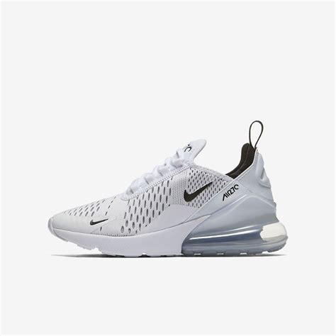 nike air max 270 white black lifestyle shoes lifestyle