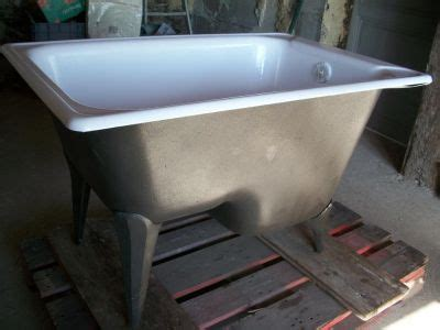 la baignoire poitiers baignoire en fonte ancienne r 233 nov 233 e recycl 233 e baignoire