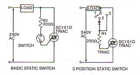 triac gate resistor building a sensing circuit and using a triac to a l how will the triac turn