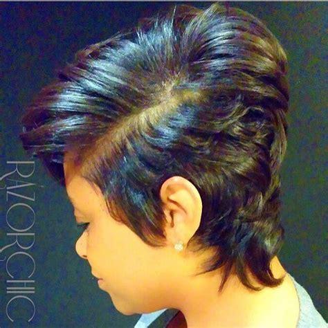 razor chic hairstyles 25 best ideas about razor chic on pinterest ravaughn