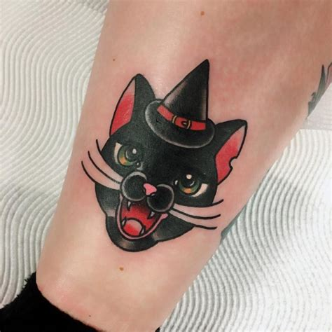 Black Cat Tattoo Aftercare | 65 mysterious black cat tattoo ideas are they good or evil
