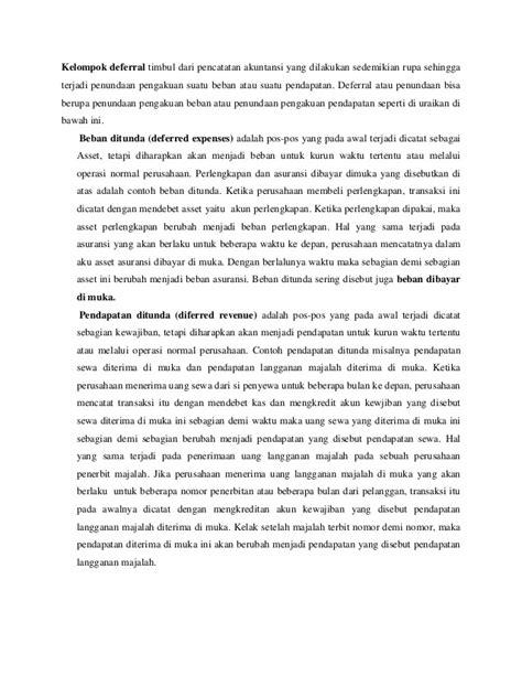 membuat ayat jurnal contoh cara membuat ayat jurnal penyesuaian gontoh