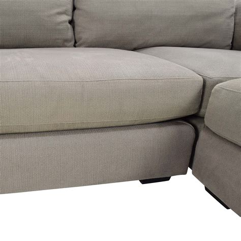 crate and barrel sofa sale 82 crate and barrel crate barrel domino sectional