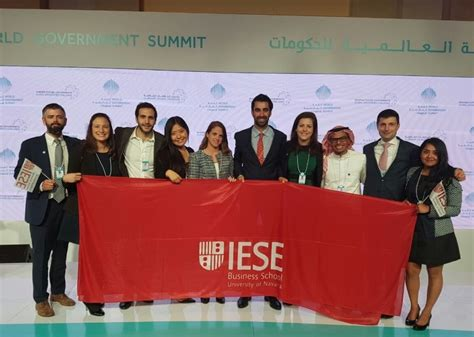 Mba Summit 2017 by Iese At The World Government Summit 2017 Iese Mba