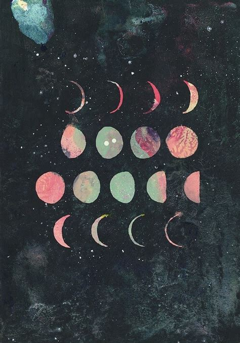tumblr wallpapers of the moon moon phases drawing tumblr moon phases draw tumblr