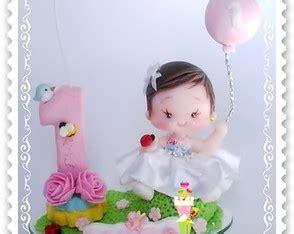 vela decorada jardim encantado mini topo de bolo castelo do biscuit elo7