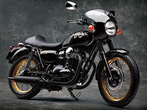 Seal Shockbreker Depan Kawasaki W800 classic japanese motorcycle pic of the week