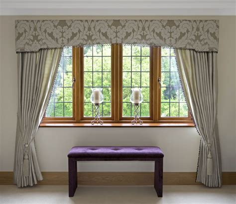 window treatment contemporary window valances updating your interior
