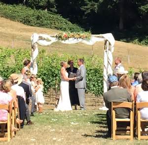 wedding arbor used beautiful wedding arbors vases seattle washington