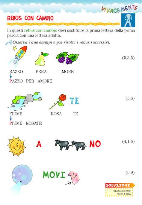 anagrammi lettere inserzione di una lettera nei giochi enigmistici 28