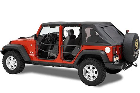 Best Top Jeep Bestop 56804 35 Bestop Trektop Jeep Top Free Shipping