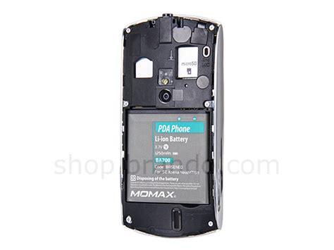 Sale Momax X Level Battery 1250mah For Htc Hd7 Wildfire S Ori 1 momax 1250mah battery sony ericsson xperia neo