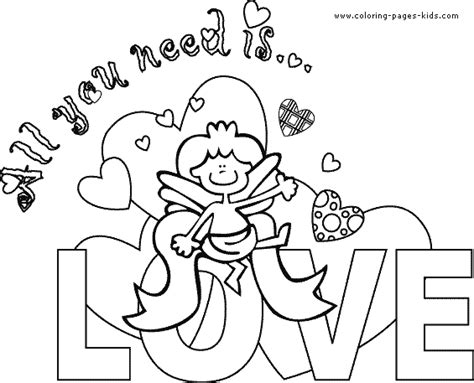 Joseph Valentines Day Card Template by Day Coloring Pages Bebo Pandco