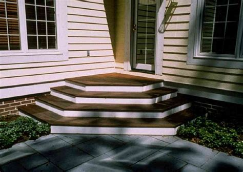 Patio Steps Design Ipe Hardwood Decks Ipe Deck Wood Ipe As A Deck Wood