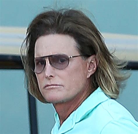 what is the real deal with bruce jenner bruce jenner has an ombre blowout now obsev