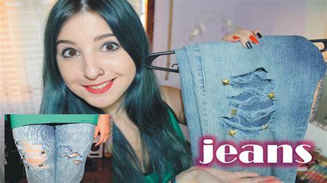 como decorar mis jeans rotos rompe tus jeans con estilo dos formas de rasgar tus jeans