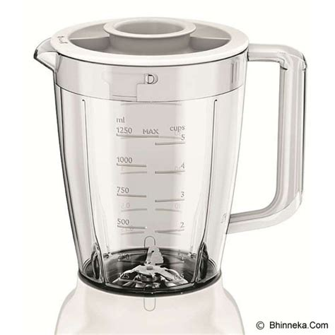 Philips Blender Beling Hr 2106 Hr2106 Glass Bonus Mill jual philips blender hr2106 cek blender terbaik bhinneka
