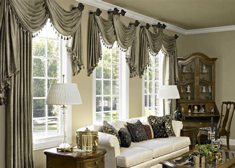 window treatment finish dressing your windows ruffell brown window fashions