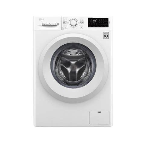 jual lg fc1207n5w front loading mesin cuci putih khusus