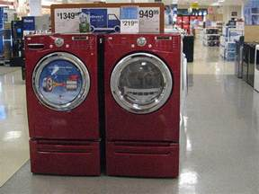 lawsuit over front load washers may drive consumers back