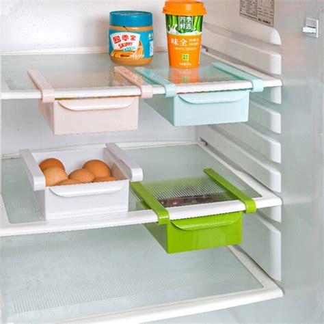 Shelf For Refrigerator by Honana Plastic Kitchen Refrigerator Fridge Storage Rack