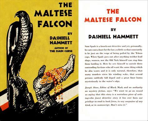 libro the maltese falcon collectors storia delle copertine il post